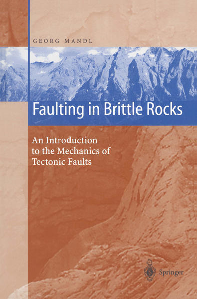 Faulting in Brittle Rocks - Coverbild