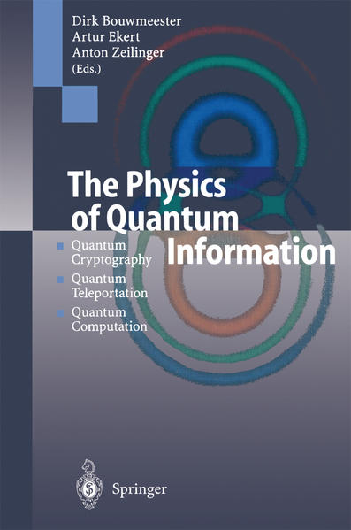 The Physics of Quantum Information - Coverbild