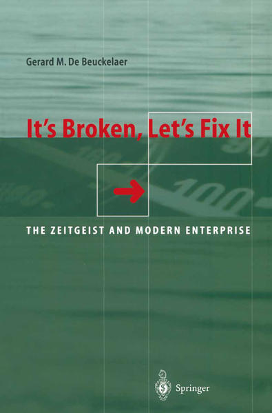 It's Broken, Let's Fix It - Coverbild