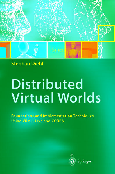 Distributed Virtual Worlds - Coverbild