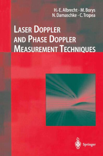 Laser Doppler and Phase Doppler Measurement Techniques - Coverbild