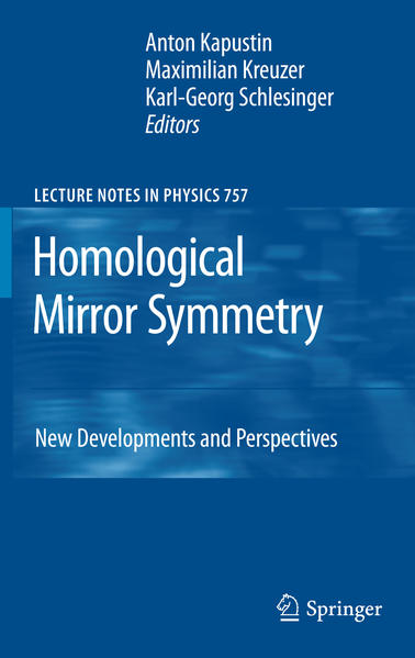 Homological Mirror Symmetry - Coverbild