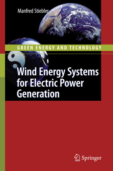 Wind Energy Systems for Electric Power Generation - Coverbild