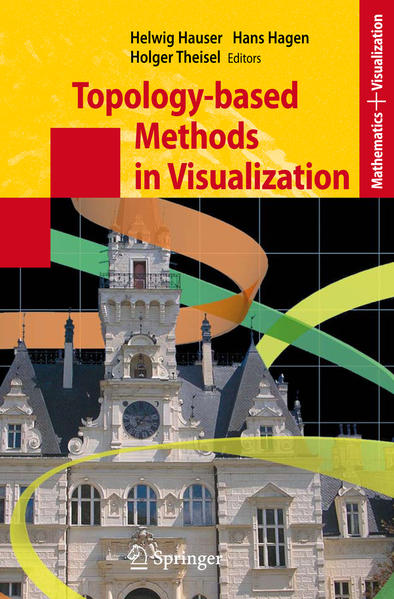 Topology-based Methods in Visualization - Coverbild