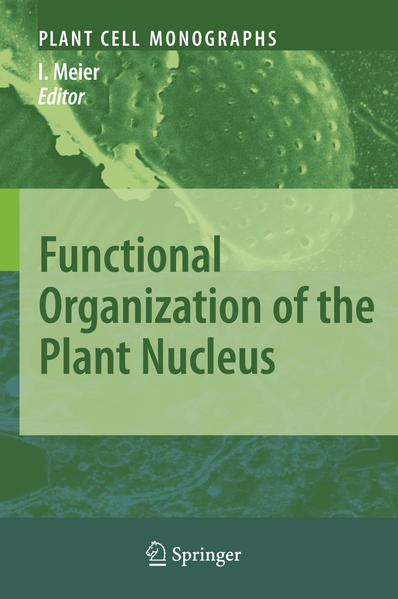 Functional Organization of the Plant Nucleus - Coverbild