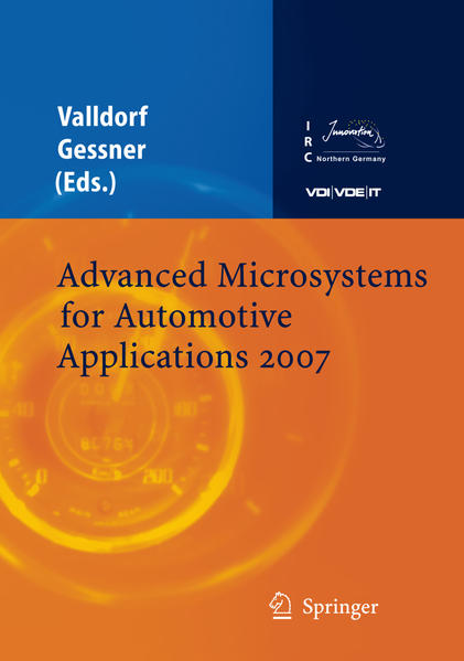 Advanced Microsystems for Automotive Applications 2007 - Coverbild