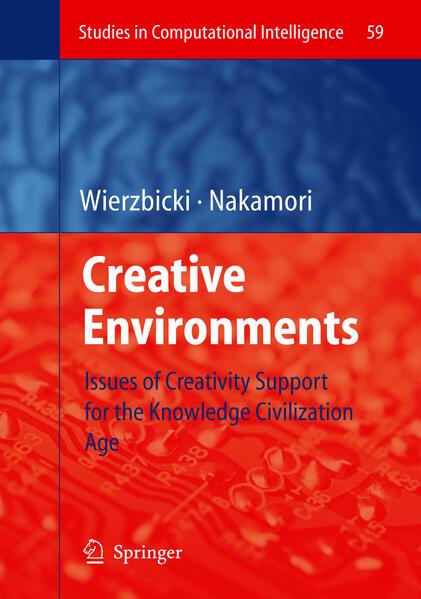 Creative Environments - Coverbild