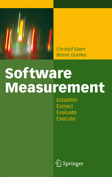 Software Measurement - Coverbild