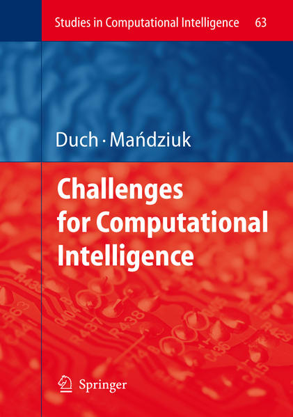 Challenges for Computational Intelligence - Coverbild