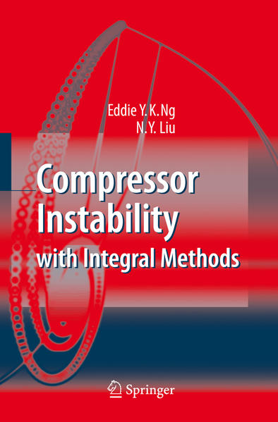 Compressor Instability with Integral Methods - Coverbild