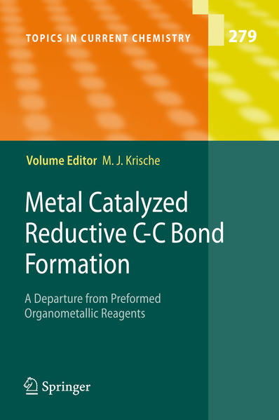 Metal Catalyzed Reductive C-C Bond Formation - Coverbild