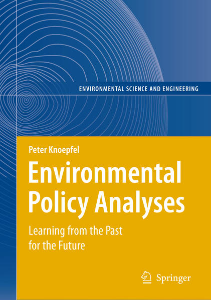 Environmental Policy Analyses - Coverbild