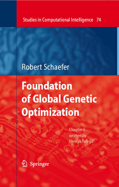 Foundations of Global Genetic Optimization - Coverbild