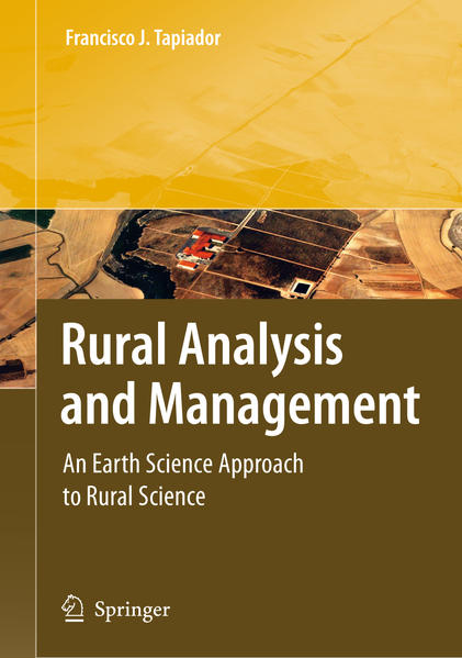 Rural Analysis and Management - Coverbild