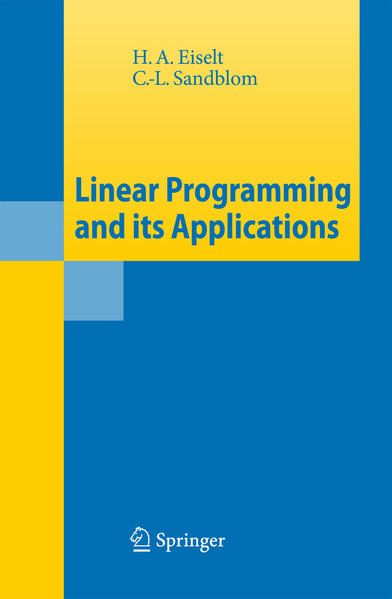 Linear Programming and its Applications - Coverbild