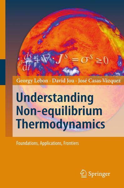 Understanding Non-equilibrium Thermodynamics - Coverbild