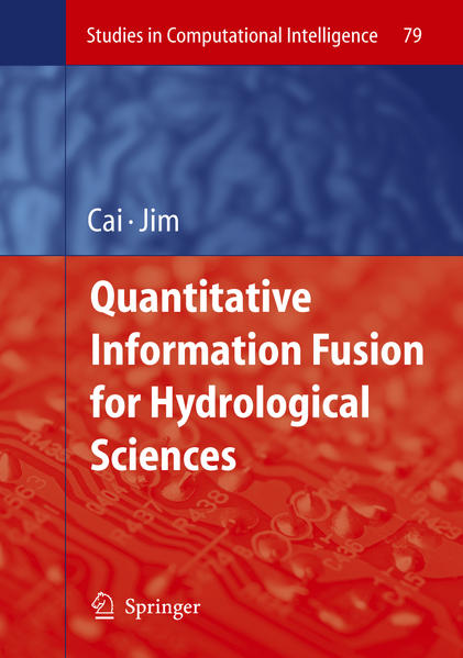 Quantitative Information Fusion for Hydrological Sciences - Coverbild