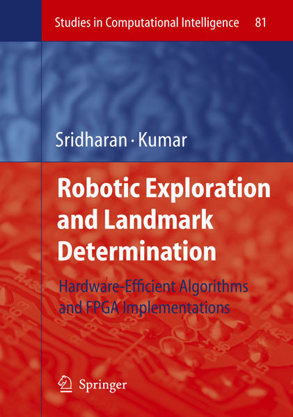 Robotic Exploration and Landmark Determination - Coverbild