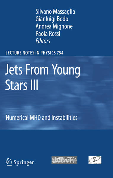 Jets From Young Stars III - Coverbild