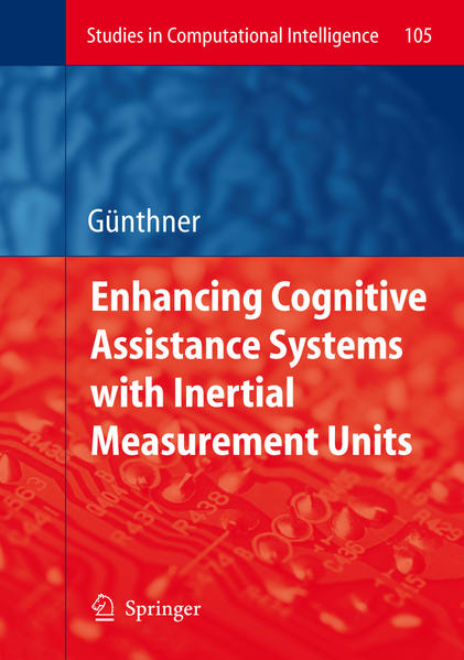 Enhancing Cognitive Assistance Systems with Inertial Measurement Units - Coverbild