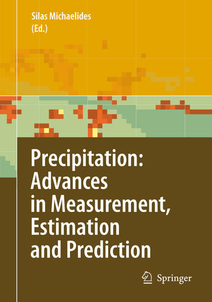 Precipitation: Advances in Measurement, Estimation and Prediction - Coverbild