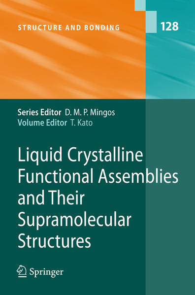 Liquid Crystalline Functional Assemblies and Their Supramolecular Structures - Coverbild