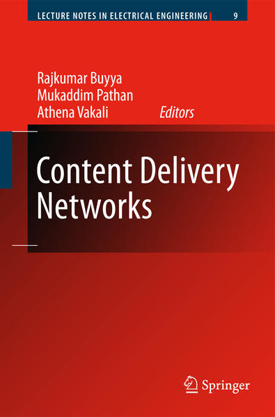 Content Delivery Networks - Coverbild