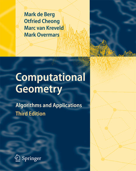 Computational Geometry - Coverbild