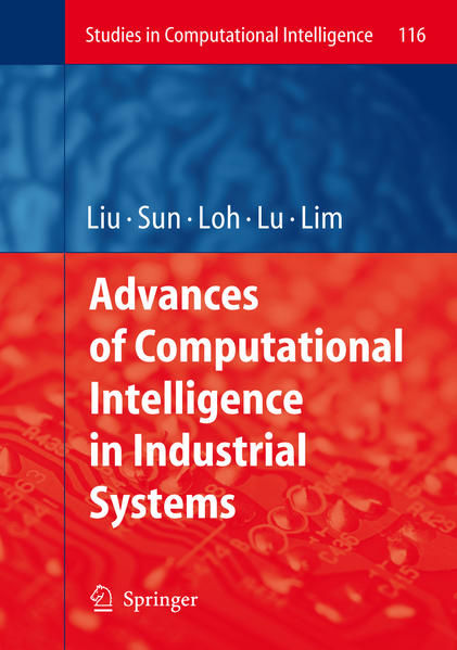 Advances of Computational Intelligence in Industrial Systems - Coverbild
