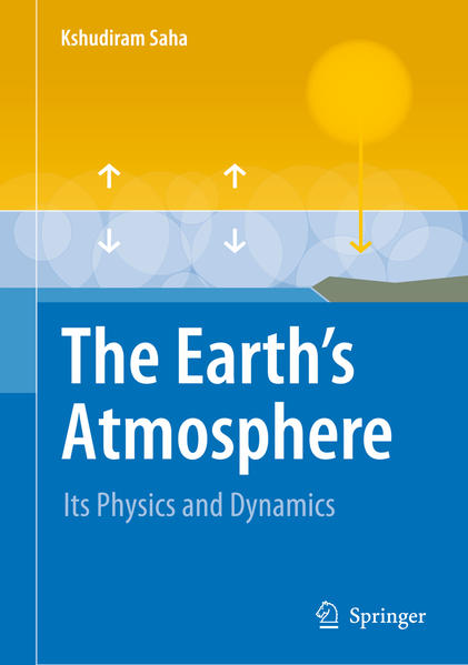 The Earth's Atmosphere - Coverbild