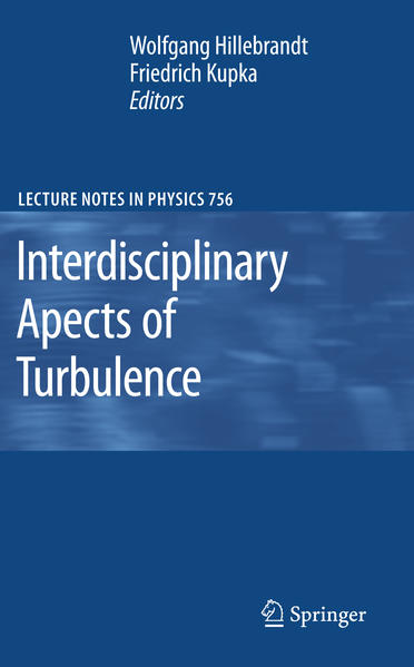 Interdisciplinary Aspects of Turbulence - Coverbild