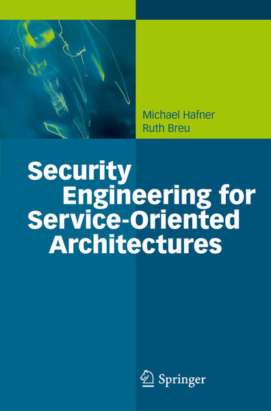 Security Engineering for Service-Oriented Architectures - Coverbild