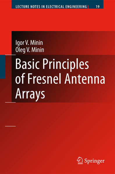 Basic Principles of Fresnel Antenna Arrays - Coverbild