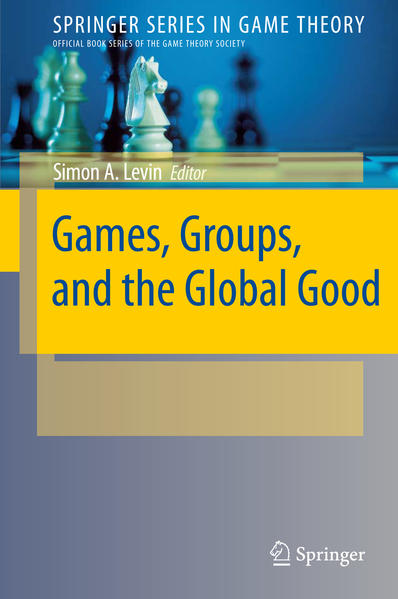 Games, Groups, and the Global Good - Coverbild