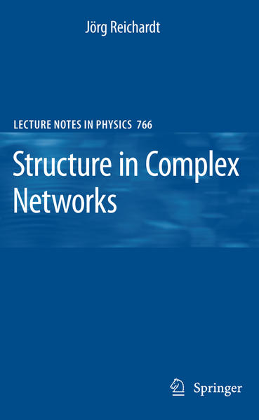 Structure in Complex Networks - Coverbild