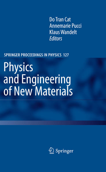 Physics and Engineering of New Materials - Coverbild