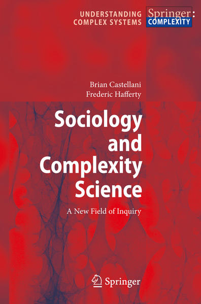 Sociology and Complexity Science - Coverbild