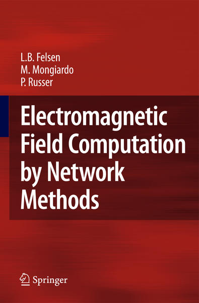 Electromagnetic Field Computation by Network Methods - Coverbild