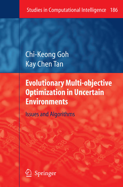 Evolutionary Multi-objective Optimization in Uncertain Environments - Coverbild