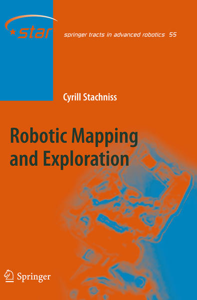Robotic Mapping and Exploration - Coverbild