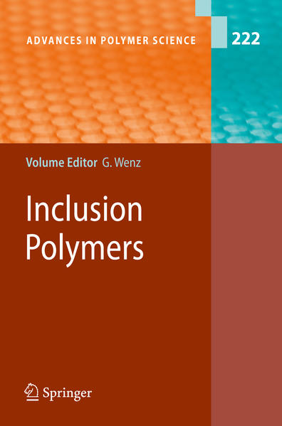 Inclusion Polymers - Coverbild
