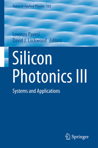 Silicon Photonics III - Coverbild