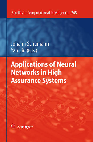 Applications of Neural Networks in High Assurance Systems - Coverbild