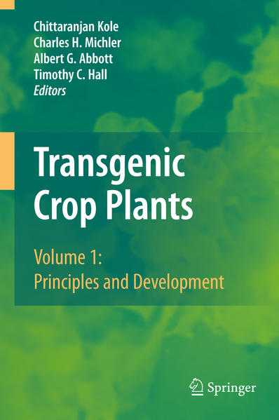 Transgenic Crop Plants - Coverbild