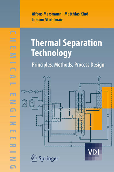 Thermal Separation Technology - Coverbild