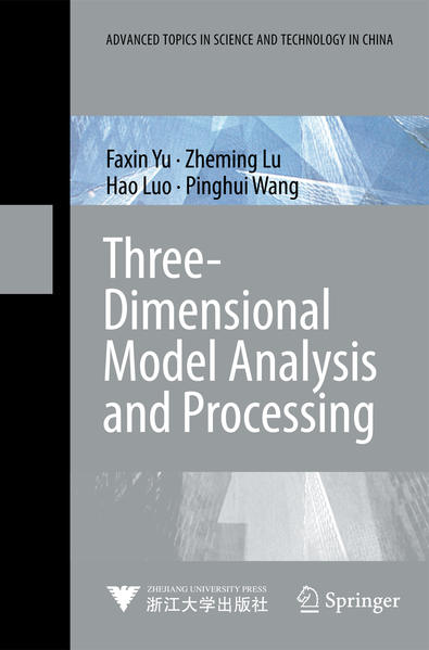 Three-Dimensional Model Analysis and Processing - Coverbild