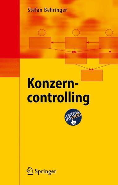 Konzerncontrolling - Coverbild