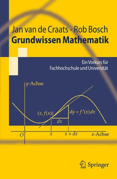 Grundwissen Mathematik PDF DJVU von Jan van de Craats 978-3642135002