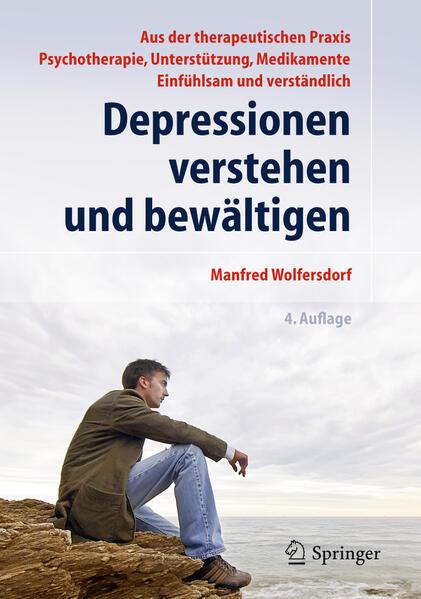 Depressionen verstehen und bewältigen - Coverbild