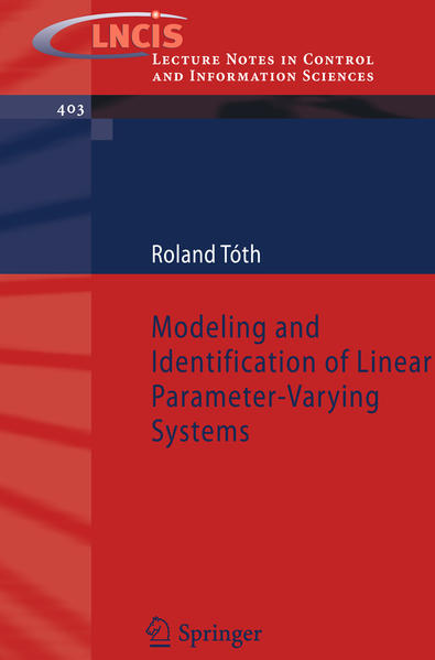 Modeling and Identification of Linear Parameter-Varying Systems - Coverbild